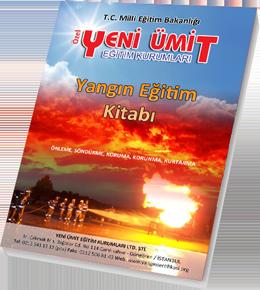 Yangın Eğitim Kitabı 1